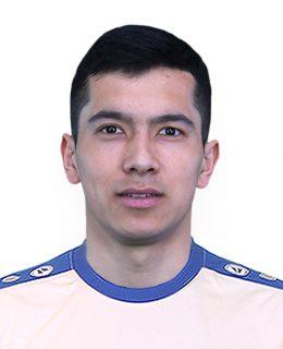 Azizbek Ganiev